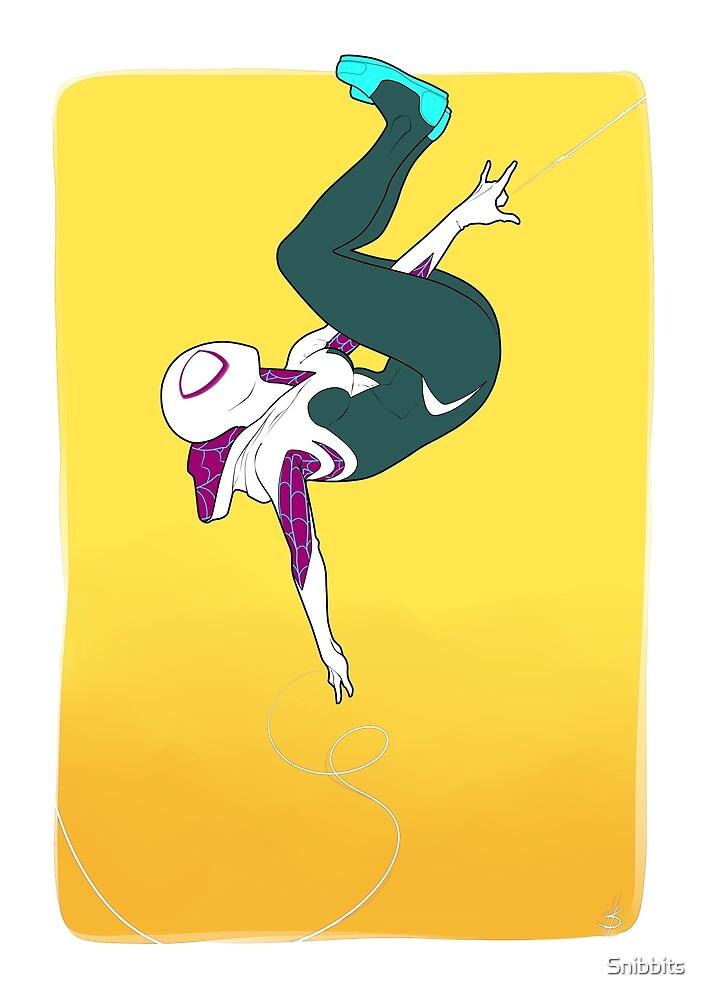 SpiderGwen by Snibbits