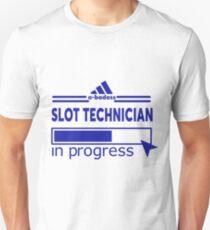 SLOT TECHNICIAN Unisex T-Shirt