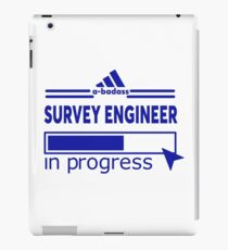 SURVEY ENGINEER iPad Case/Skin