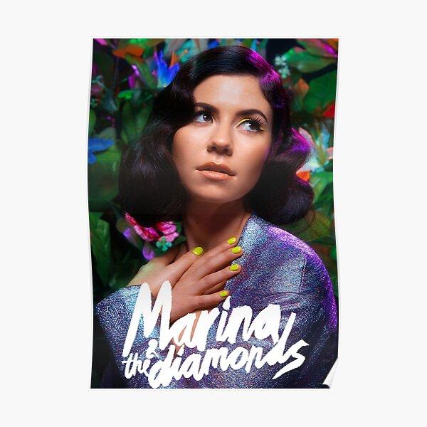 Marina & The Diamonds Poster