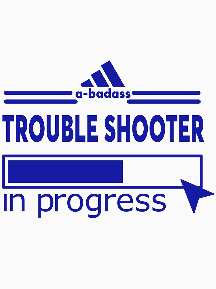 TROUBLE SHOOTER by Scottowens