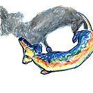 Art of Dachshund - Shadow of Dachshund by dvampyrelestat