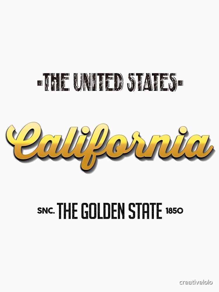 Vintage California by creativelolo