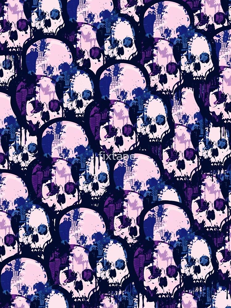 Skull City  by fixtape
