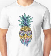 Camiseta unisex Cara de piña