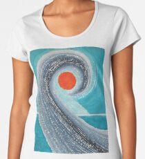 Big Kahuna original painting Women's Premium T-Shirt