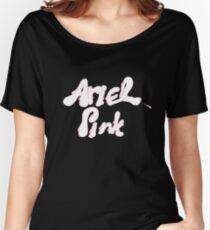 Ariel Pink  Women's Relaxed Fit T-Shirt