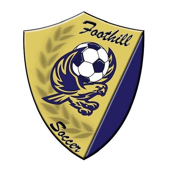 Mens Soccer Logo by foothillsoccer
