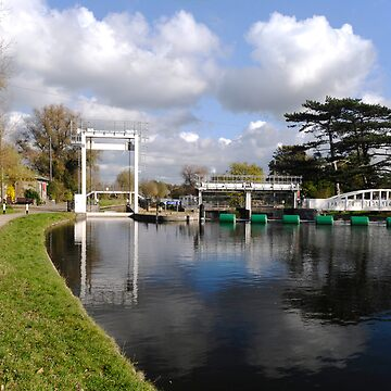Bates lock on River Cam by Jdn1000