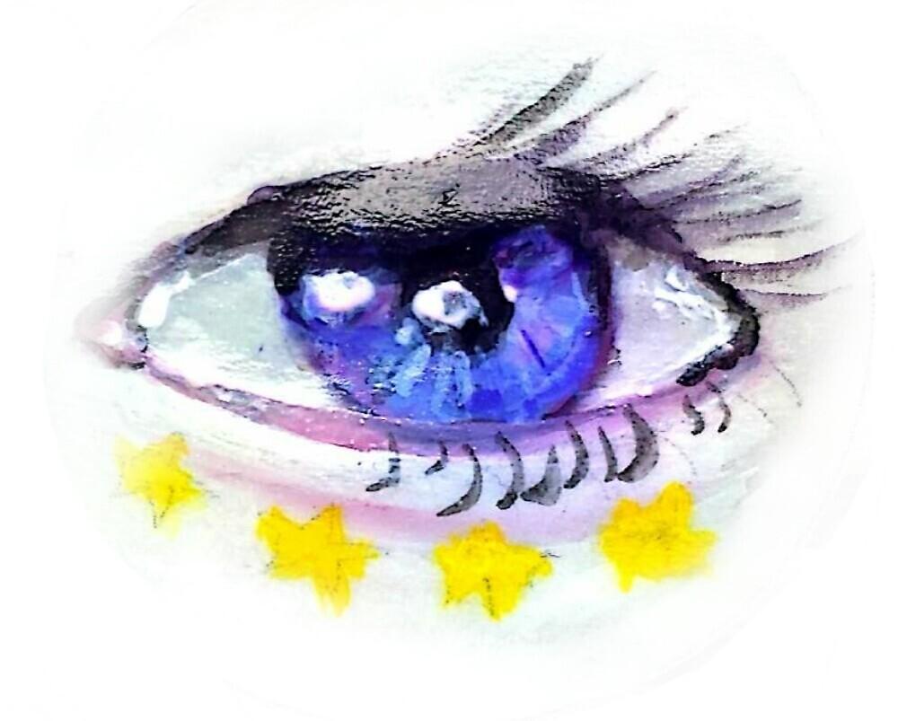 Star Eye  by CoduCat