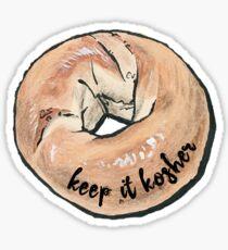 KEEP IT KOSHER Sticker