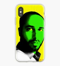 SEXY FUNNY ALIEN BOY - Pop art colors - Alien iPhone Case