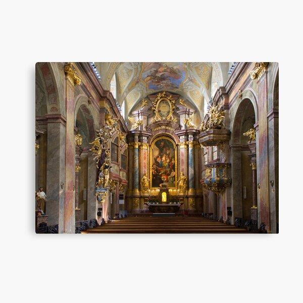 Annakirche, 1010 Vienna Austria Canvas Print