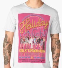 Girls Generation Holiday Night Men's Premium T-Shirt