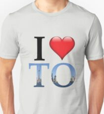 I Love TO (Toronto) T-Shirt