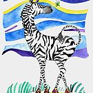 A Zebra Dreams by Autumn Linde