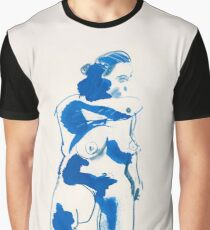 Figure drawing no.4 Graphic T-Shirt