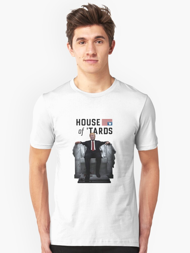 House of 'Tards Unisex T-Shirt Front