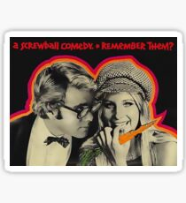 What's Up, Doc? (1972) #PeterBogdanovich #Screwball #Comedy #AFI Sticker