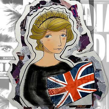 The story of Princess Diana copy by ghidazcoffe