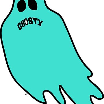 Turquoise Ghosty by GhostyBrand