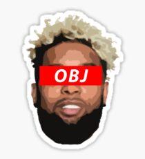 OBJ 1 Sticker