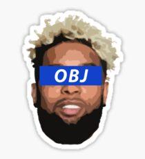 OBJ 2 Sticker