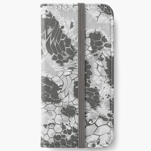 Stone Dragon iPhone Wallet