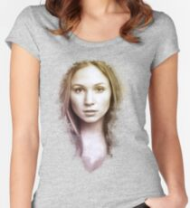 Dominique Provost-Chalkley Women's Fitted Scoop T-Shirt