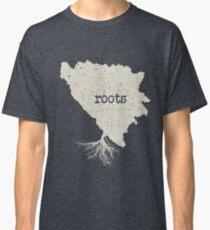 ca2dea320d9b99 Bosnia And Herzegovina Roots Classic T-Shirt