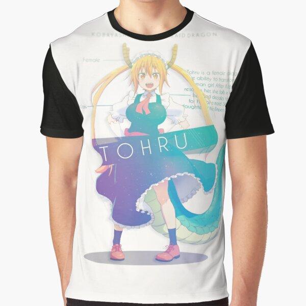 miss kobayashi's dragon maid tohru Graphic T-Shirt