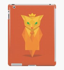 The Golden Fox iPad Case/Skin