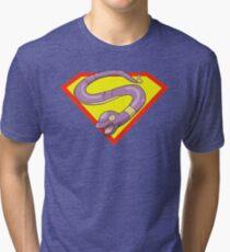 Nam Ekans  Tri-blend T-Shirt
