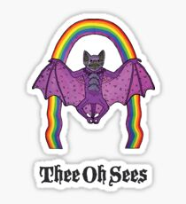 Thee Oh Sees 2 Sticker