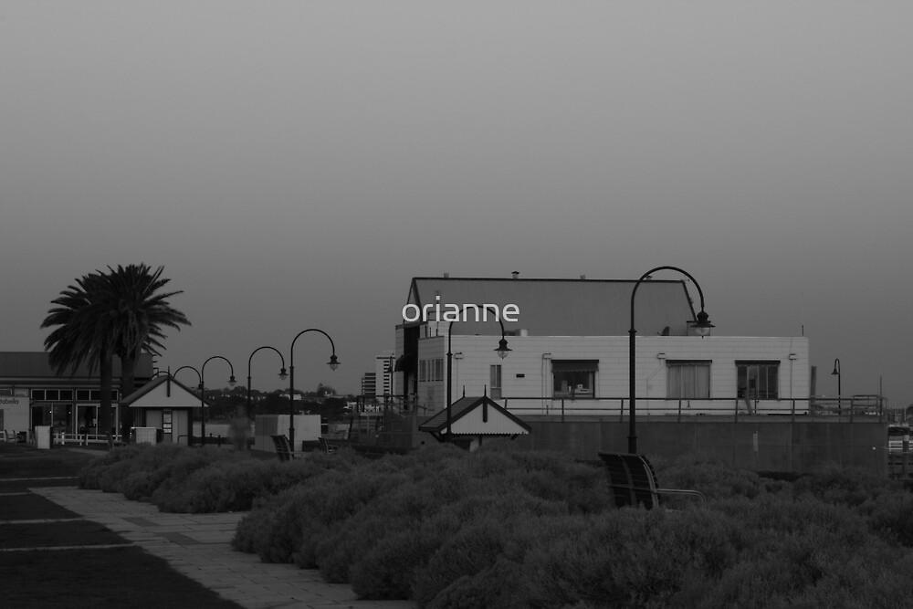 St Kilda Beach by orianne