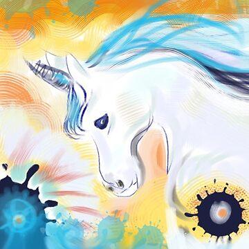 Unicorn daze by Izzy83