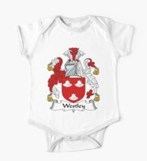 Westley  Short Sleeve Baby One-Piece