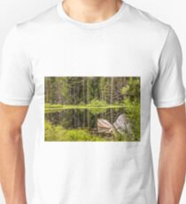 Quiet Forest Lake T-Shirt