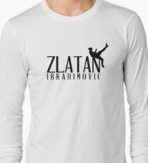Zlatan Ibrahimovic  Long Sleeve T-Shirt