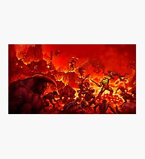 Hell Photographic Print