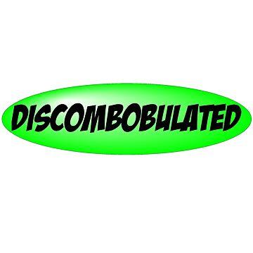 Discombobulated by BlokeyAarsevark