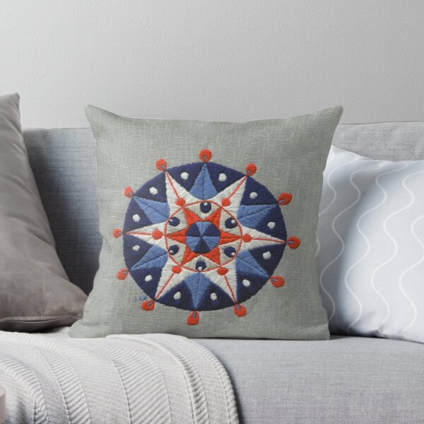 Prism Throw Pillow