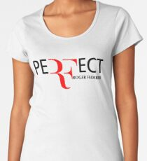 peRFect RoGer fEDerEr Women's Premium T-Shirt