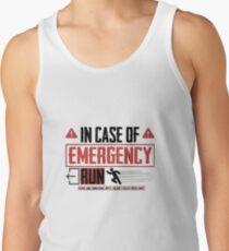 Emergency Tank Top