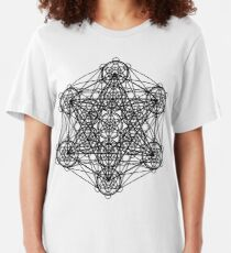 Infinity Cube Slim Fit T-Shirt
