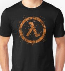 Half Life Splatter Unisex T-Shirt
