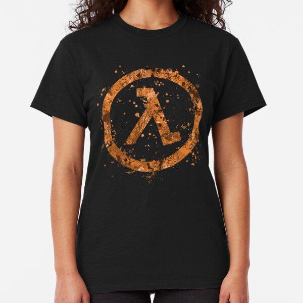 Half Life Splatter Classic T-Shirt