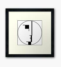 Bauhaus Logo Framed Print