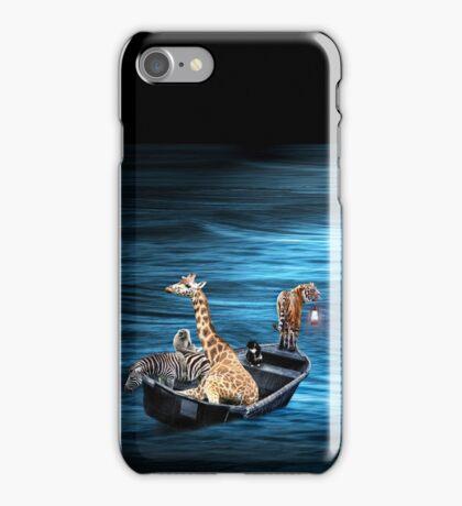 Leaving Mogo iPhone Case/Skin