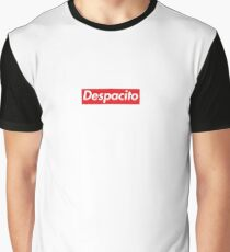 Despacito Line Graphic T-Shirt